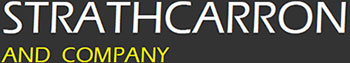 Strathcarron & Co. logo and link to website